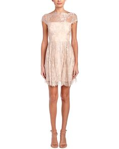 Spotted this Cynthia Steffe Lace A-Line Dress on Rue La La. Shop (quickly!).