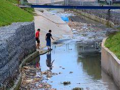 Mais de 1,5 milhão de crianças com menos de 5 anos morrem por ano no mundo por problemas relacionados ao fornecimento inadequado da água.