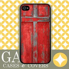 iPhone+5+Case+iPhone+4+Case+Samsung+Cover+Red+Door+by+GABBYcases,+$14.99
