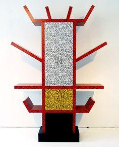 ettore sottsass: memphis retrospective exhibition  #Memphis Design