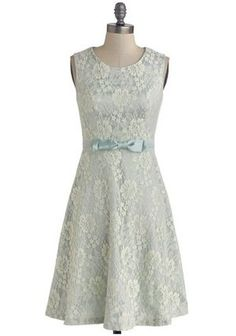 modcloth Bestie of Honor Dress