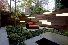 Integrated Lighting - Project - Shifting Tapestry Garden - Architizer