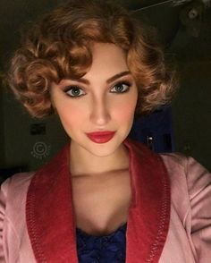 Anna Faith Carlson: #queeniegoldstein  #cosplay #fantasticbeasts  Other than Elsa this is my newest favorite cosplay by her omg she perfected it ❤