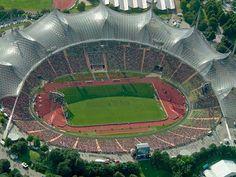 Soccer Stadium, Football Stadiums, World Football, European Football, City Photo, Temples, Amazing, Sports, Football Soccer