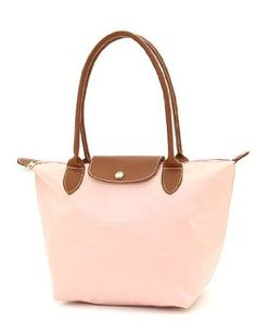 This bag is the perfect size for carry to work and shopping. it's very light because it's made of nylon