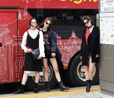 Ensorcelant | Seoul Street Style | @printedlove