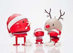 Santa Christmas Hoptimist's.  Designed by Hans Gustav Ehrenreich.