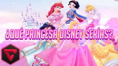 TEST: ¿QUÉ PRINCESA DISNEY ERES? | iTownGamePlay