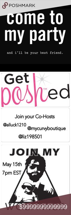 Sharing is Caring! HP Hunting! That's Right Beaches!           I'm Back!  Time to Party Again!!  Join Me and My PFF's!   May 15th 7pm EST  Get Ready to Share!!!!  Compliant Closets              Only!    Want A Host Pick?          Standout!  Be Posh Complaint! Share like a maniac!            Boom!              Hp! Dresses