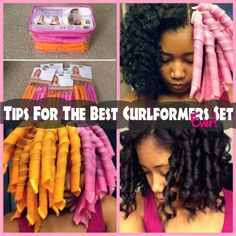 7 Tips For The Best Curlformers Set Ever  Read the article here - http://www.blackhairinformation.com/general-articles/hairstyles-general-articles/7-tips-best-curlformers-set-ever/ #curlformers #naturalhairstyles