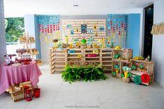 Festa Infantil: George, O curioso - Ideias em Casa
