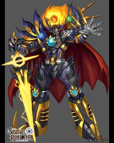 Fantasy Characters, Anime Characters, Arte Gundam, Character Art, Character Design, Armor Concept, Monster Design, Dragon Art, Dark Fantasy Art