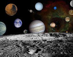 La Terre est ronde, mais aussi la Lune, les autres planètes, le Soleil et les étoiles. L'explication est à chercher dans la théorie de la gravitation universelle élaborée par Isaac Newton au XVIIe...