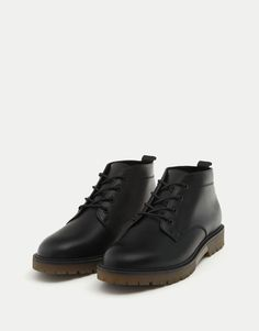 9a394c342ae6 Black urban boots Mens Shoes Boots