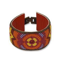 Bracelete tribal largo