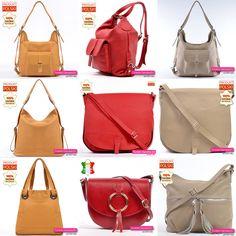 001d6a83f6439 Polskie i włoskie torebki ze skóry naturalnej oraz idealne na letnie  wycieczki torebko-plecaki produkcji