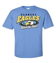 Superior Eagles Spiritwear T Shirt Design. School Spiritwear Shirts And Apparel. Use  Your Mascot