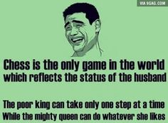 Chess in life