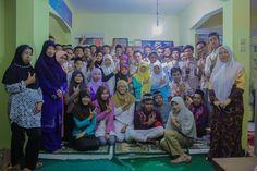 """""""Keseruan bersama adek adek panti asuhan As Salaam Shobuur Malang, Semoga adek adek menjadi anak yang sholeh sholihah!"""""""