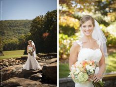 Just a couple of bridal portraits we remain absolutely in love with. Shoal Creek Country Club is just a stunning, boundless venue; coupled with Linley, your mind starts to melt with the awesomes. http://lilacrn.us/LAwed2012