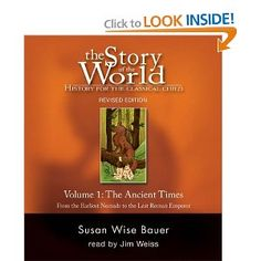 as an audio book this is a fascinating introduction to ancient history. great for family road trips!