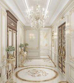 House designs Dubai French Living Rooms, Luxury Decor, Corner Bathtub, Villa, House Design, Interior Design, Cartier Jewelry, Roberto Cavalli, Decks