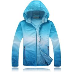 Men Women Anti-UV Ultralight Windproof Jacket Bike Bicycle Windbreaker Outdoor Running Camping Hiking Sport Hoodie Rain Coat