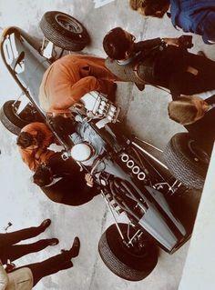 Jackie Stewart - BRM P261 - 1965 German #F1 Grand Prix, Nurburgring #Formula1
