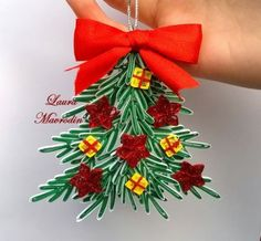 434 best Quilling- Christmas images