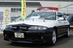 R33GT-R 4Door パトカー