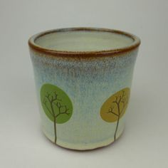 Autumn Trees Cup £14.00