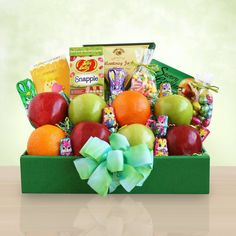 Givens and Company Spring Delights Easter Fruit Box - 9023
