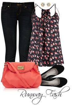 """Summer Fever"" by lunagitana on Polyvore"