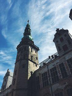 Hamlet's Castle, Kronborg Slot, Helsingør, Denmark