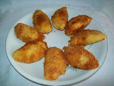 Székely Konyha: Lekváros derelye Quiche, French Toast, Pizza, Meat, Chicken, Breakfast, Ethnic Recipes, Food, Beef