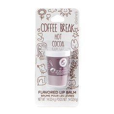 Coffee Break Hot Cocoa Flavored Lip Balm
