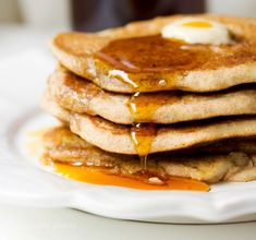 Loveliest Lemon Pancakes