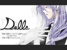 【UTAU】Soune Taya ~ Dolls