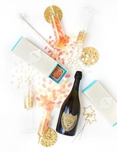 Sugar and spice - and champagne and gold flakes - make everything nice at Sugarfina.