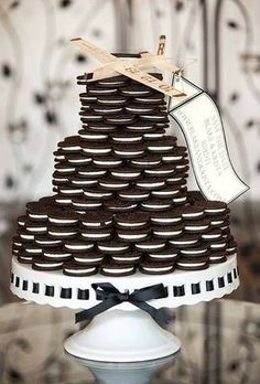 alternatives to wedding cake oreo cake