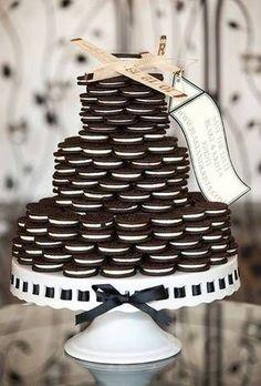 alternatives to wedding cake oreo cake