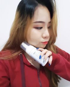 Klairs cleansing foam let your face stay clean😍 Check them out _ @nattacosme #nattacosmereview #klairsmy