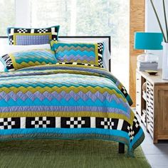 BORDER IDEA- Counterpoint Quilt / Sham