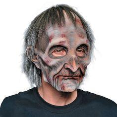 Exhumed Corpse Halloween Mask for Men - OrientalTrading.com