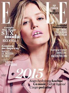 Elle Poland January 2015
