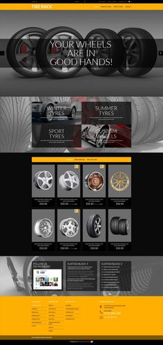FREE Wheels & Tires PrestaShop Template http://www.templatemonster.com/wheels-tires-free-prestashop-theme.html?utm_source=PinterestM&utm_medium=TimelineM&utm_campaign=frpwh