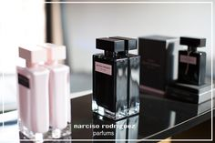 Which one would you chose? #forher #narcisorodriguez #fragrance