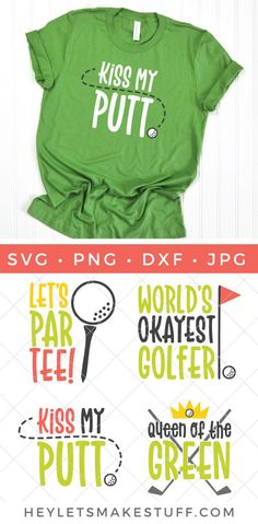 Show off your love for golf with these punny golf sayings! Make a custom gift for the golf lover in your life that is sure to be a hole in one! Golf T Shirts, Team Shirts, Data Science, Nike Dri Fit, Girls Golf, Girls Basketball, Girls Softball, Volleyball Players, College Basketball