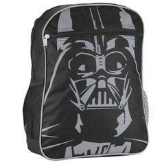 """STAR WARS 15"""" Backpack - Darth Vader"""