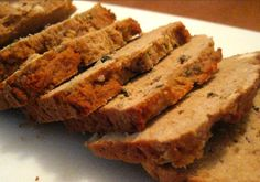 Pea & Brown Rice Protein Hemp & Flax Bread - Protein Pow = TRY!!!!!!!!!!